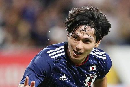 New-look Japan off to a flying start