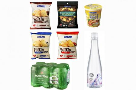 FairPrice's outdoor essentials to keep stomachs filled, hands clean