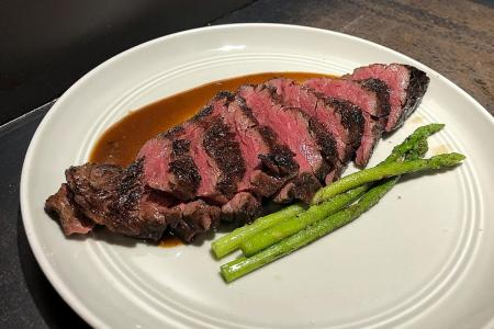 Beef up your meal at Fat Belly