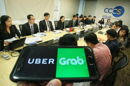 Grab, Uber fined $13 million for breaking competition laws