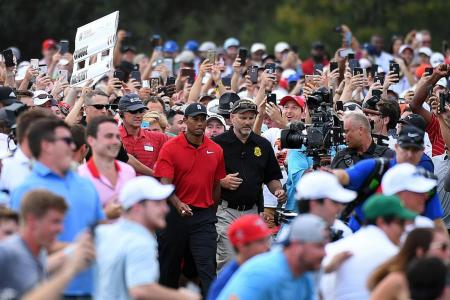 Tiger Woods caps off wonderful  comeback with a win