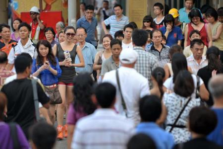 More single women in Singapore, key reason for low fertility rate