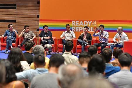 Buddhist group's president in favour of repealing 377A