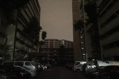Equipment failure caused blackout: Minister