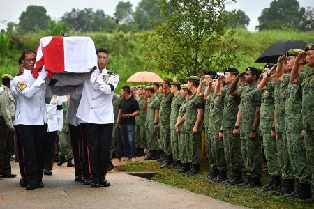 SAF officer who died in Brunei was 'happy-go-lucky'