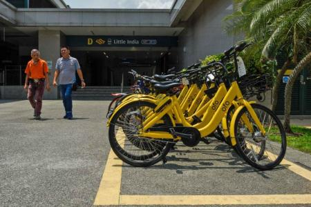 Bike sharing firm ofo raises prices