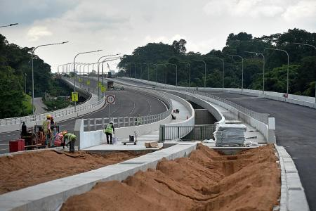 First phase of Lornie Highway to open on Oct 28