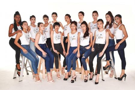 Meet the New Face 2018 finalists
