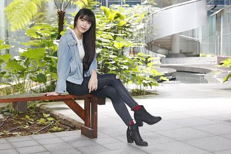 MUS, New Face alumna Joey Pink Lai makes movie debut in Zombiepura