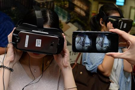 Secondary students to learn about depression through VR