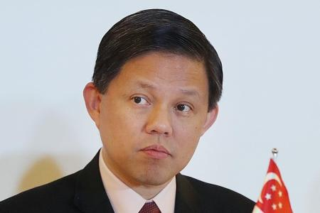 Chan Chun Sing: Next goal is for Singapore to diversify energy sources