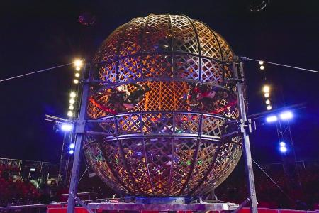The Great Moscow Circus performers suffer for their art