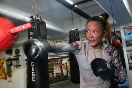 Tiffany Teo ONE Championship