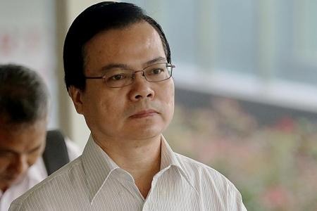 Director in bribery trial told partner to keep expenses vague