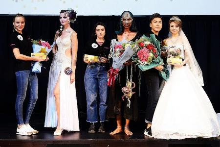 Cosmoprof Academy's Makeup Artist competition 2018