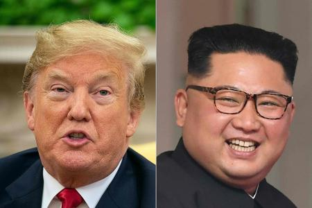 Trump expects to meet Kim Jong Un next year