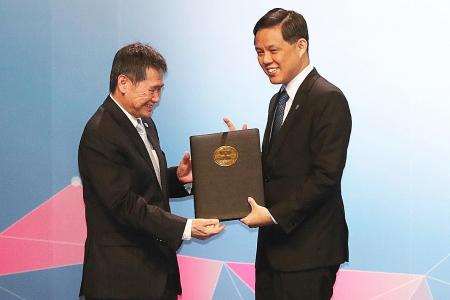 Asean ministers sign first e-commerce deal