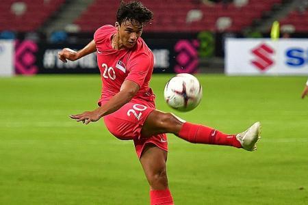 Fandi set to deploy 2 strikers against Timor-Leste