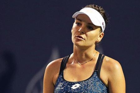 Radwanska retires, but stays in tennis