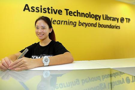Enhancing the lives of PWDs with infocomm and assistive technology