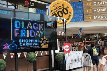 Brick-and-mortar stores gearing up for Black Friday