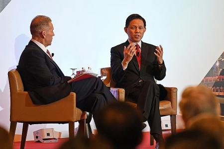 Chan: Strong team of leaders key to Singapore's success