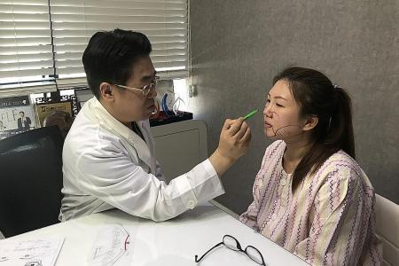 Singapore women gain confidence after surgery