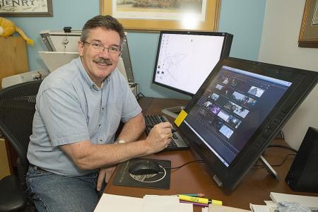 From doodler to Disney animator