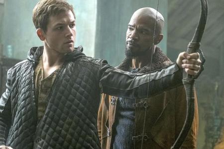 Movie review: Robin Hood
