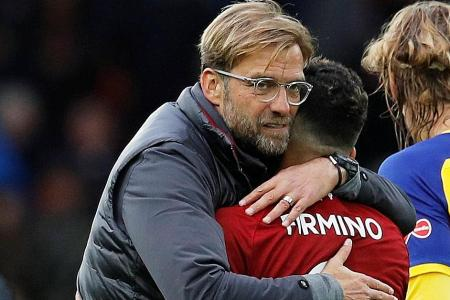 Jurgen Klopp: Liverpool still have to develop