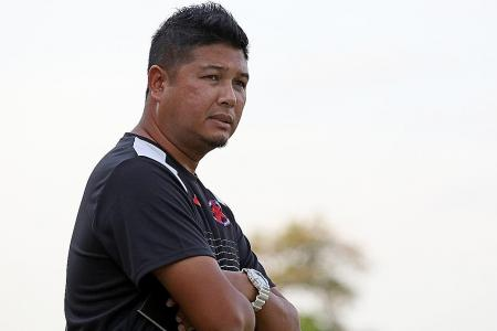 Aidil relishes challenge of reviving Kedah's fortunes