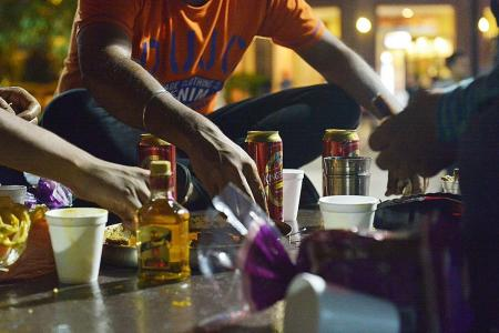 Safe drinking: Bottom line to bottoms up