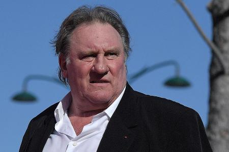 Depardieu questioned in rape probe, Besson faces more sex accusations