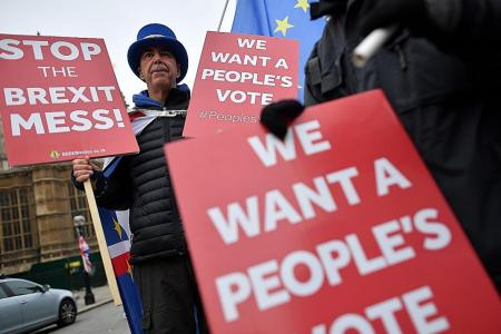 Hopes for second Brexit referendum growing