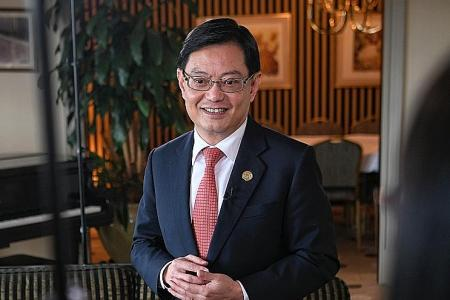 Finance Minister Heng: Work at G20 included preparing for downturn