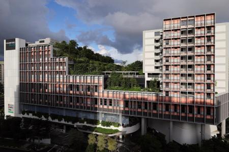 Kampung Admiralty wins world's top architectural award