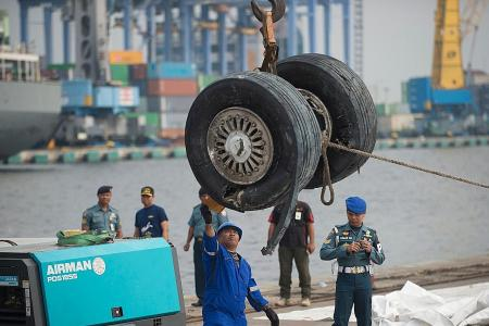 Lion Air may cancel Boeing jet orders over crash row
