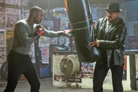 Movie review: Sly delivers knockout with Creed II