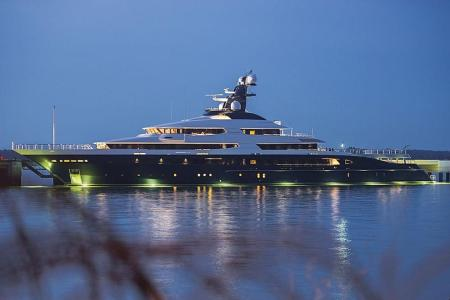 Jho Low's luxury yacht to be sold at 9-digit price