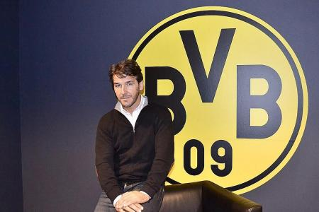 Riedle surprised by Dortmund's transformation