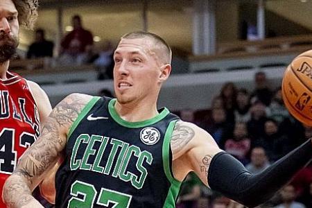 Celtics set biggest winning margin with 133-77 victory