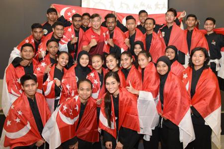 Singapore's silat exponents ready for World Championships