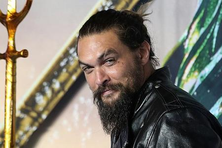 Aquaman star Jason Momoa excited to be first mixed-race superhero