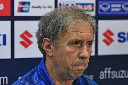 Thailand coach Rajevac given Asian Cup ultimatum
