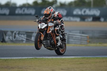 New Thai riding academy has GP racers leading the way