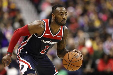 Wall has season-high 40 points in Wizards' win