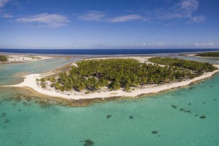 Private islands perfect for you to recharge for the new year