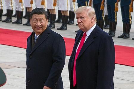 Donald Trump hails 'big progress' in trade talks with China
