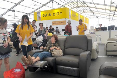 Start new year right with Gain City
