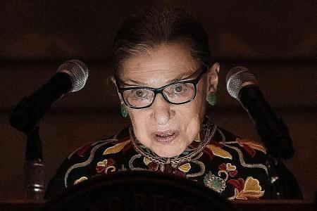 Biopic tells Justice Ginsburg's story involving landmark case